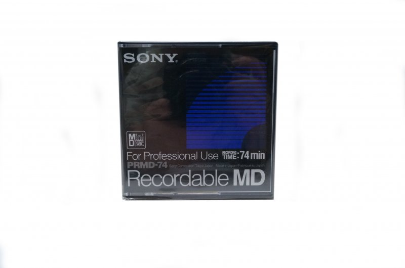 SONY PRMD-74 Professional MiniDisc