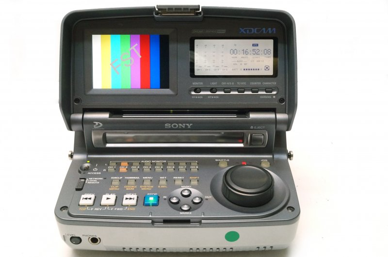 SONY PDW-V1 Professionell XDCAM Player